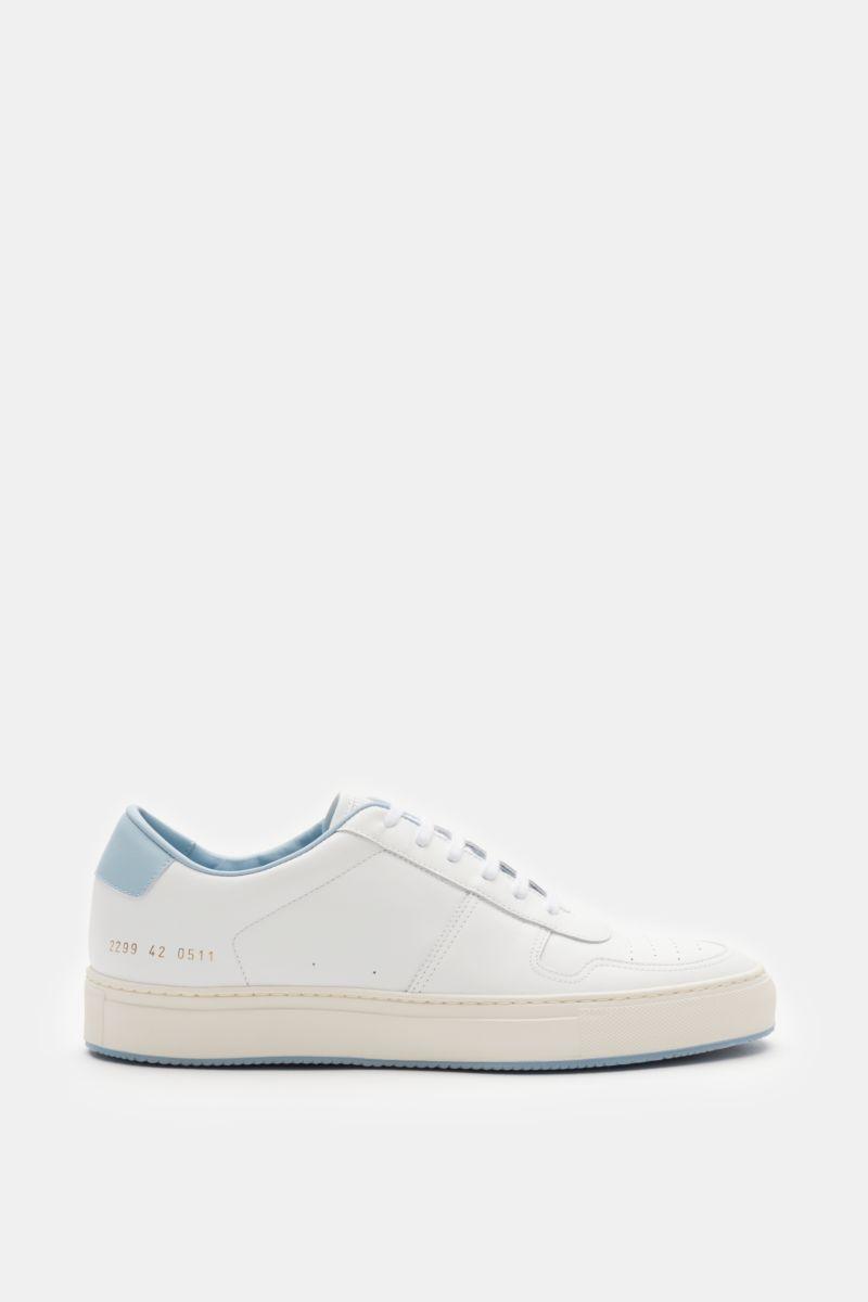 Sneaker 'BBall '90' weiß/hellblau