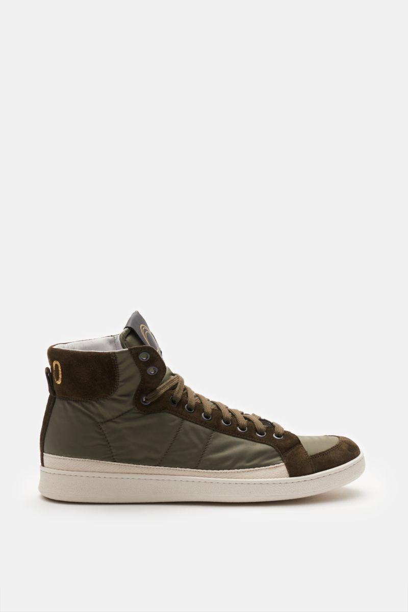 High Top Sneaker 'Legend' graugrün/dark olive