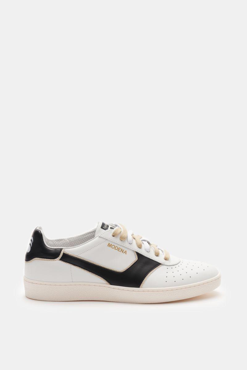 Sneaker 'Modena' weiß/schwarz