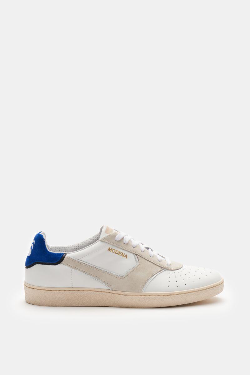Sneaker 'Modena' weiß/blau