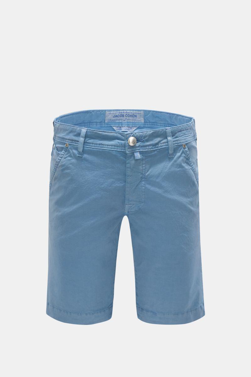 Bermudas 'J6613 Comfort Slim Fit' hellblau