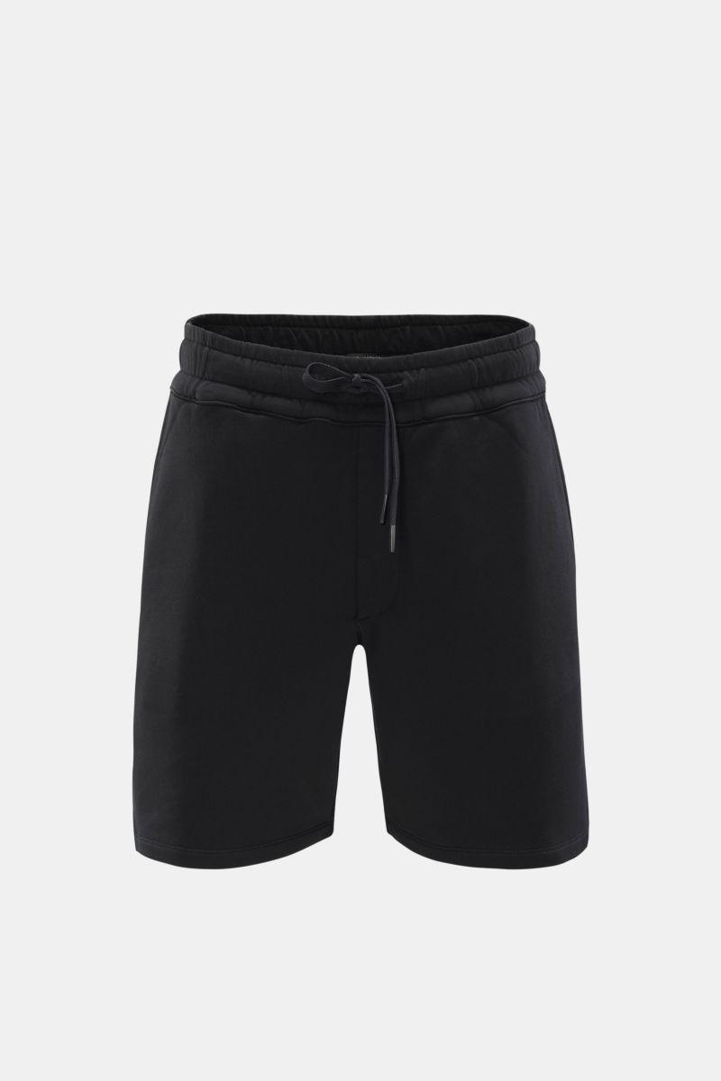 Sweatshorts schwarz