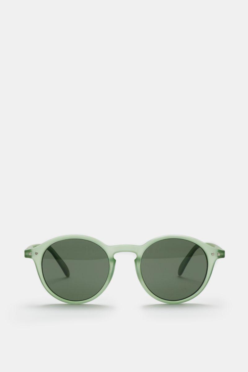 Sonnenbrille '#D Bloom' hellgrün/grün