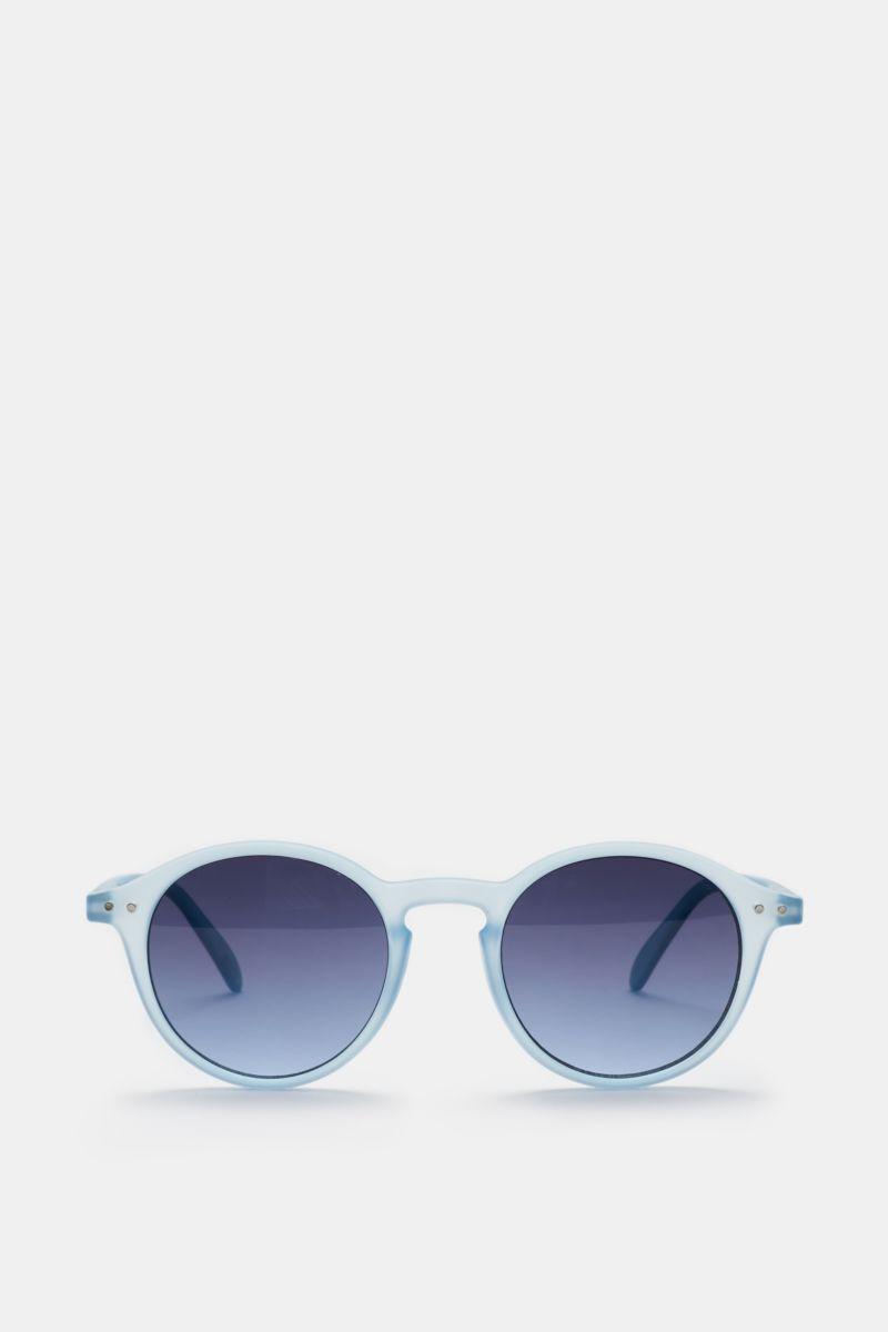 Sonnenbrille '#D Bloom' hellblau/blau