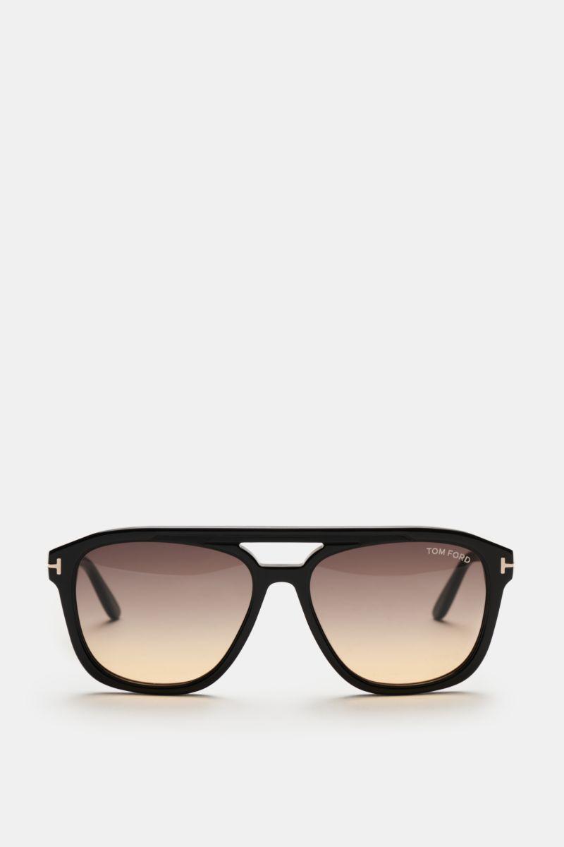 Sonnenbrille 'Gerrard' schwarz/grau