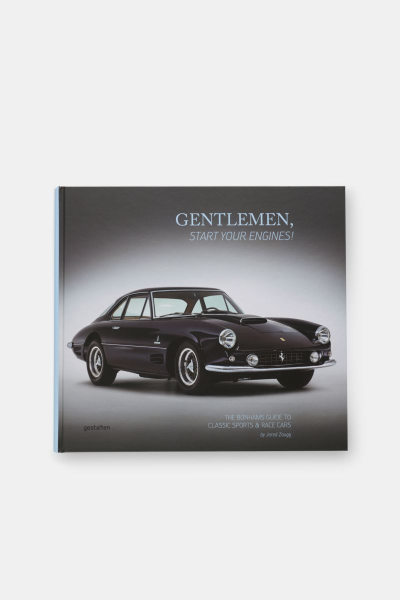 Buch 'Gentlemen, Start Your Engines!'